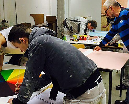 Ausbildung bei Borrmann in Braunschweig